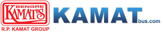 Kamat Bus - Simply Manage Travels - ticketSimply.com