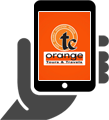 Orange Tours & Travels - Mobile App Offers